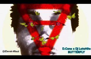 D.Cane – Butterfly FT. DJ LateNite | iDerek4Real Songs (Lil Wayne)