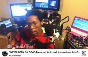 D.Cane – Never Been Da Goat [HipHop/Rap] 2021 | iDerek4Real  #miccheck #freestyle #hiphop
