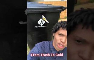 From Trash To Gold | iDerek4Real