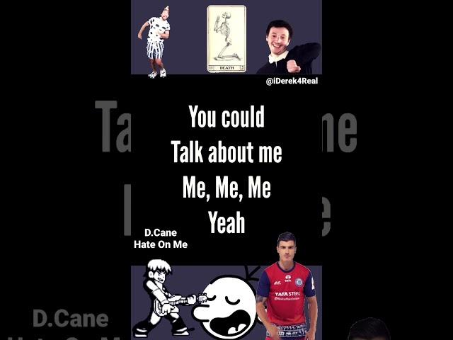 D.Cane Topic – Hate On Me #hiphop #short #rap #sad #awareness